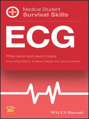 cover image of ECG