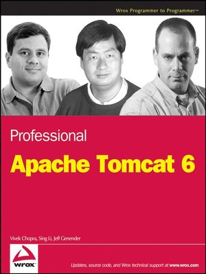 cover image of Professional Apache Tomcat 6