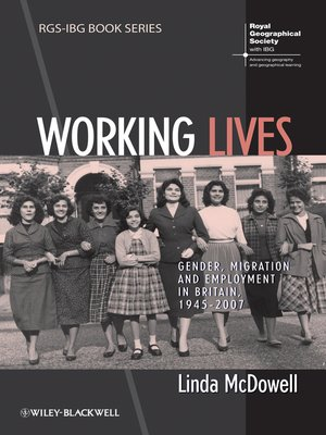 cover image of Working Lives