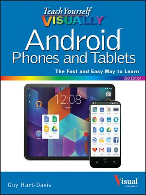 cover image of Teach Yourself VISUALLY Android Phones and Tablets