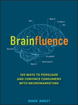 cover image of Brainfluence