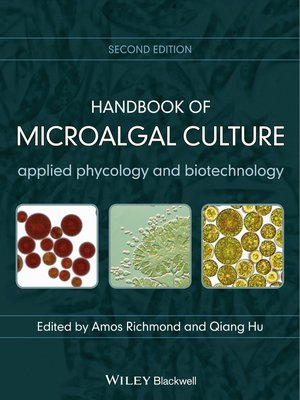 cover image of Handbook of Microalgal Culture