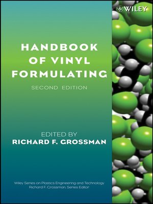 cover image of Handbook of Vinyl Formulating