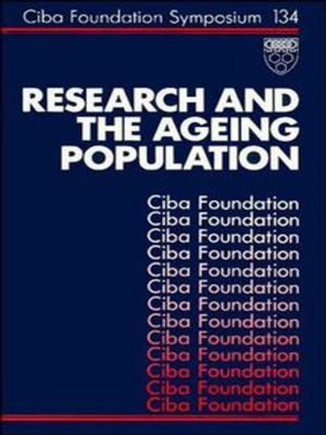 cover image of Research and the Ageing Population