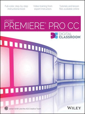 cover image of Premiere Pro CC Digital Classroom