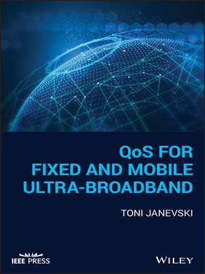 cover image of QoS for Fixed and Mobile Ultra-Broadband