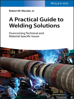 cover image of A Practical Guide to Welding Solutions