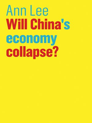 cover image of Will China's Economy Collapse?