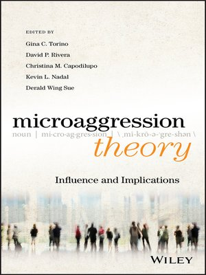 cover image of Microaggression Theory