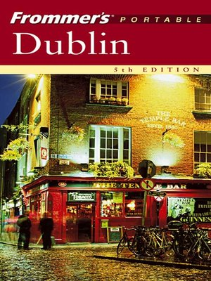 cover image of Frommer's Portable Dublin