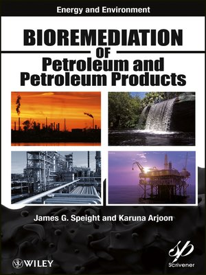 cover image of Bioremediation of Petroleum and Petroleum Products