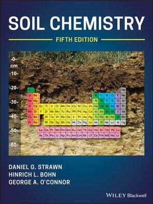 cover image of Soil Chemistry