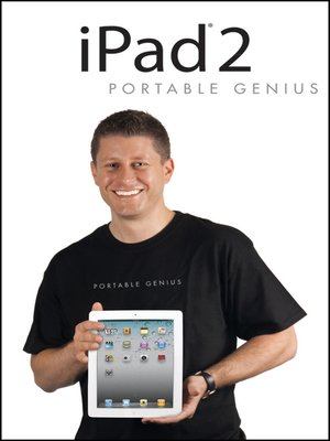 cover image of iPad 2 Portable Genius