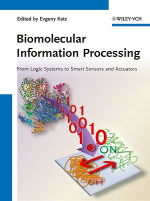 cover image of Biomolecular Information Processing