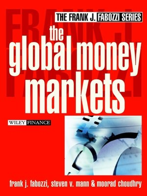 cover image of The Global Money Markets