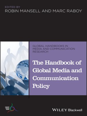 cover image of The Handbook of Global Media and Communication Policy