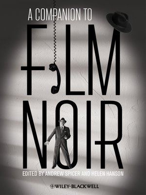 cover image of A Companion to Film Noir