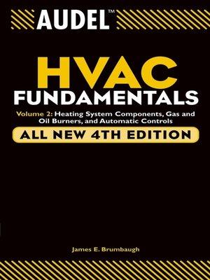 cover image of Audel HVAC Fundamentals
