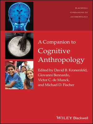 cover image of A Companion to Cognitive Anthropology