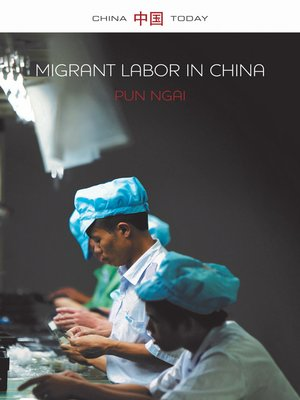 cover image of Migrant Labor in China
