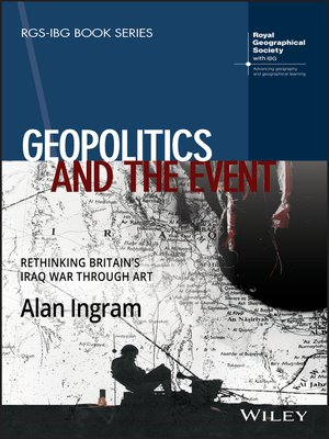 cover image of Geopolitics and the Event