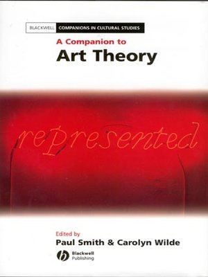cover image of A Companion to Art Theory