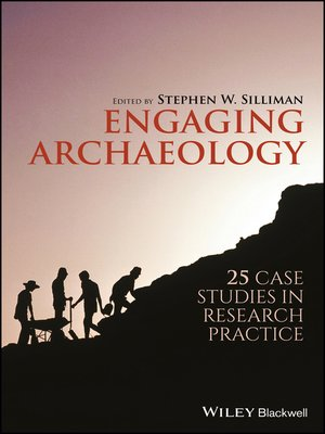 cover image of Engaging Archaeology