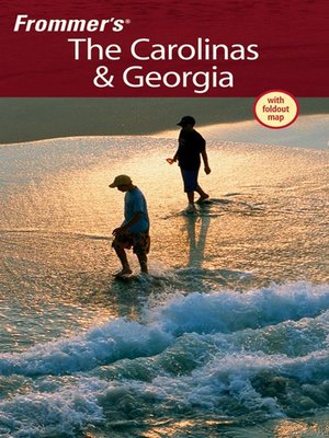 cover image of Frommer's The Carolinas & Georgia