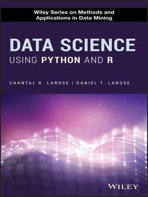 cover image of Data Science Using Python and R