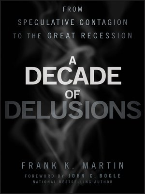 cover image of A Decade of Delusions
