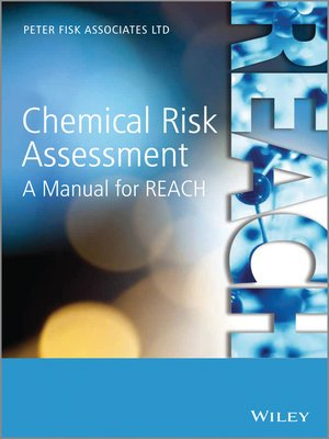 cover image of Chemical Risk Assessment