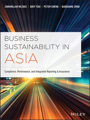 cover image of Business Sustainability in Asia