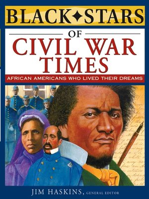 cover image of Black Stars of Civil War Times