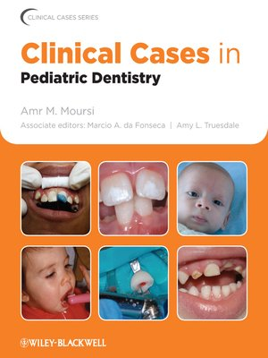 cover image of Clinical Cases in Pediatric Dentistry