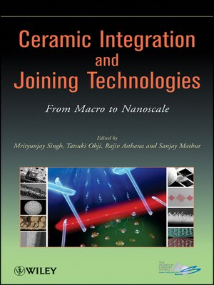 cover image of Ceramic Integration and Joining Technologies