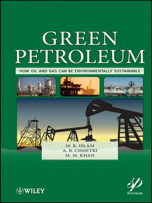 cover image of Green Petroleum
