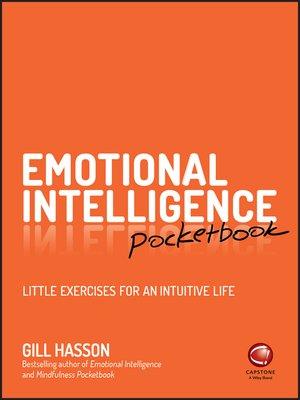 cover image of Emotional Intelligence Pocketbook