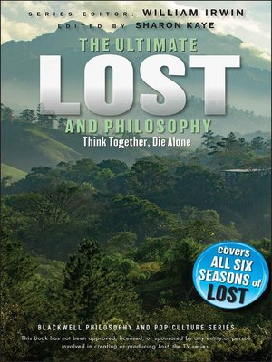 cover image of Ultimate Lost and Philosophy