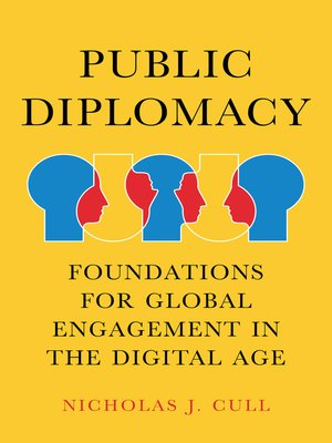 cover image of Public Diplomacy