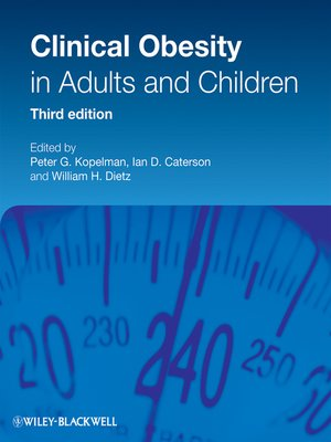 cover image of Clinical Obesity in Adults and Children