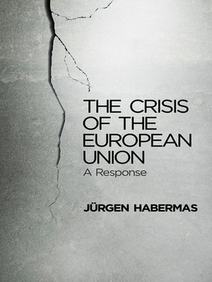 cover image of The Crisis of the European Union