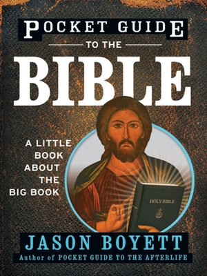 cover image of Pocket Guide to the Bible