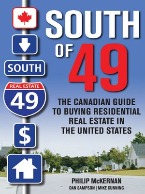 cover image of South of 49