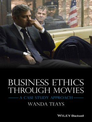 cover image of Business Ethics Through Movies