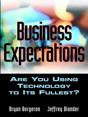 cover image of Business Expectations