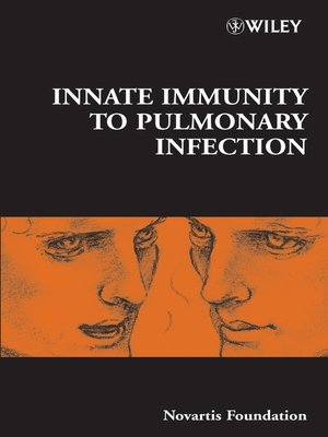 cover image of Innate Immunity to Pulmonary Infection