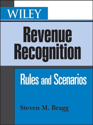 cover image of Wiley Revenue Recognition