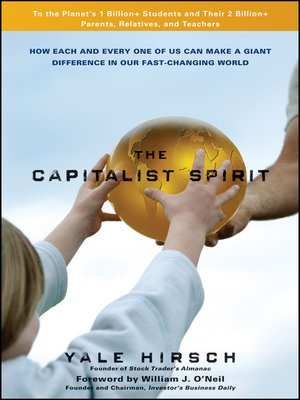 cover image of The Capitalist Spirit