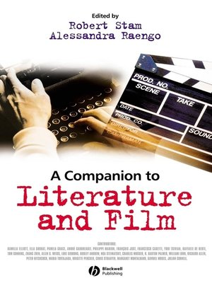 cover image of A Companion to Literature and Film
