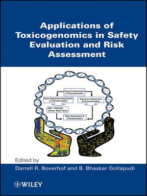 cover image of Applications of Toxicogenomics in Safety Evaluation and Risk Assessment